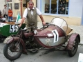 Indian Scout 101 sidecar