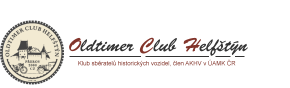 Oldtimer Club Helfštýn