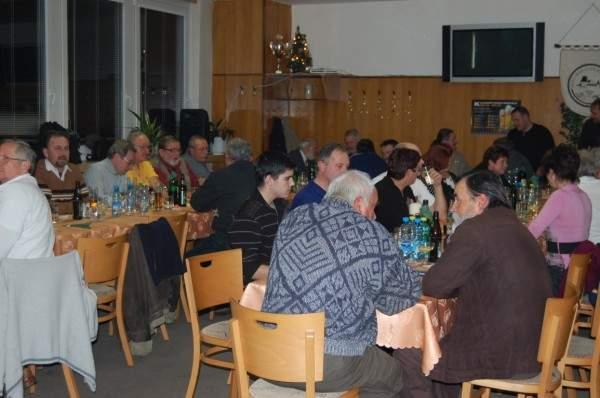 Výroční schůze 2012